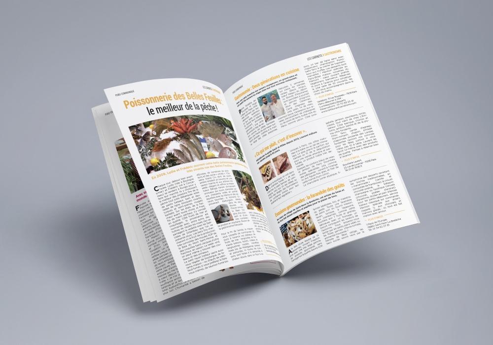 Magazine Le Parisien Week-End